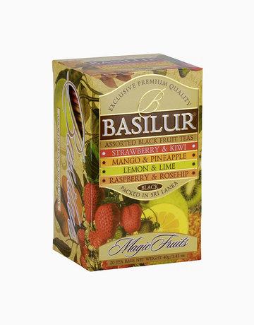 Assorted Magic Fruits Tea Bag by Basilur