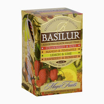 Assorted Magic Fruits Tea Bag by Basilur