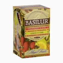 Assorted Magic Fruits Tea Bag by Basilur in