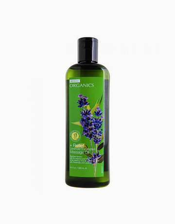 Organics: Lavender Eucalyptus Massage Oil by BENCH