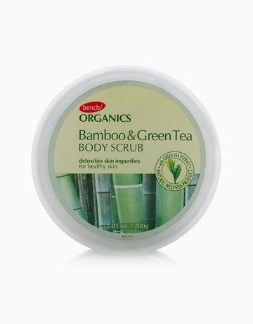 Organics: Body Scrub in Bamboo & Green Tea by BENCH