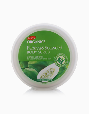 Organics: Body Scrub in Papaya & Seaweed by BENCH