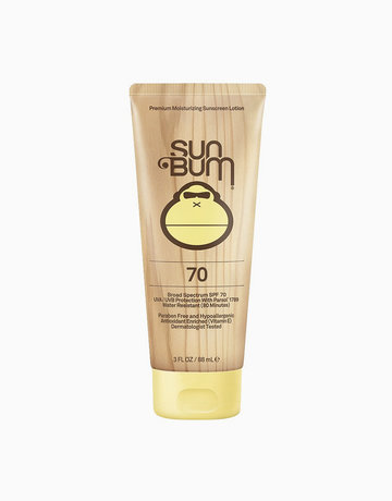 Sunscreen Lotion SPF 70 (3floz) by Sun Bum