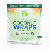 Moringa Organic Coconut Wraps by Nuco