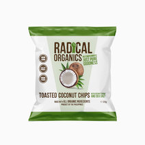 Original Flavor Organic Toasted Coconut Chips (20g) by Radical Organics in