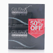 Glutathione Soap (Buy 2, Save 50% on 2nd Soap) by Gluta-K