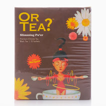 Slimming Pu'Er Sachet Box by Or Tea