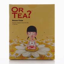 Beeee Calm Sachet Box by Or Tea