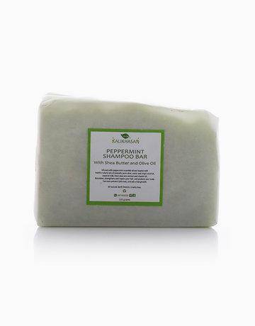 Peppermint Shampoo Bar (135g) by Kalikhasan Eco-Friendly Solutions