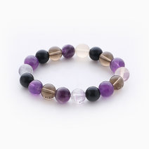 Protection Crystal Bracelet by The Happy Sage