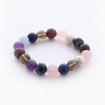 Stressbuster Crystal Bracelet by The Happy Sage