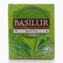 Sencha Bouquet Tea Bag  by Basilur