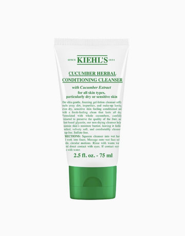 Cucumber Herbal Conditioning Cleanser (75ml) by Kiehl's