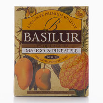 Mango & Pineapple Magic Fruits Tea Bag (10s) by Basilur