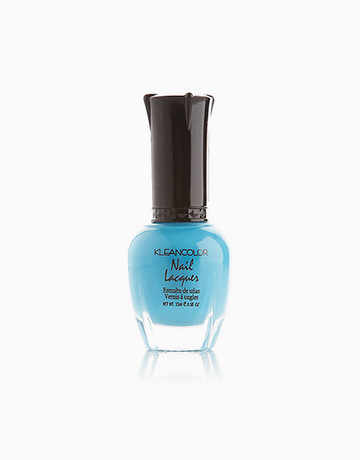 Beach Blue Nail Lacquer by Kleancolor