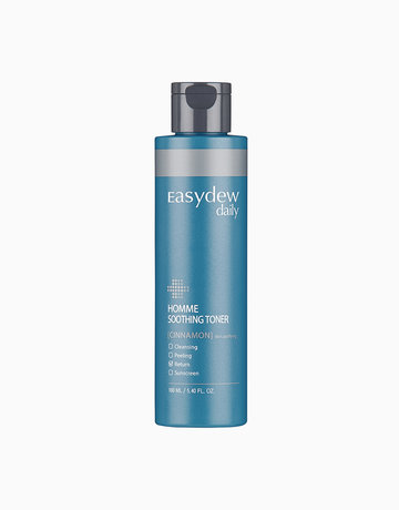 Homme Soothing Toner Detail by Easydew Daily