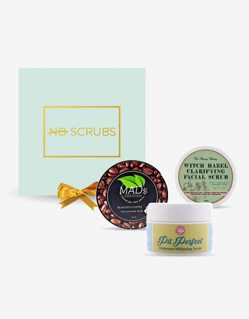 No Scrubs Gift Set by BeautyMNL