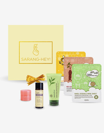 Sarang-hey! K-Beauty Set by BeautyMNL