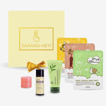 Sarang-hey! K-Beauty Gift Set by BeautyMNL