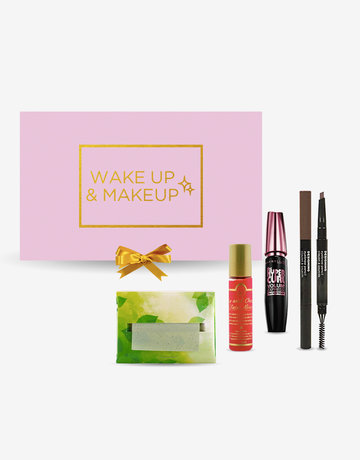 Wake Up & Makeup Gift Set by BeautyMNL