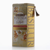 Vintage Style Merry Christmas Tea  by Basilur in