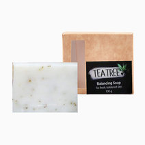 Zenutrients bath soap tea tree 100g