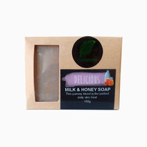 Delicious Milk & Honey Soap by Zenutrients