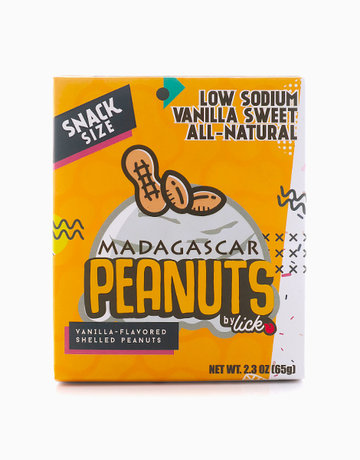 Peanuts by Lick (65g) by Madagascar Peanuts by Lick