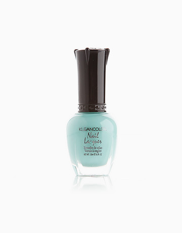 Pastel Teal Nail Lacquer by Kleancolor