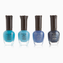 Cool Side of the City Lacquer Set by Kleancolor