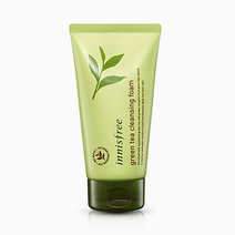Innisfree green tea cleansing foam 80ml