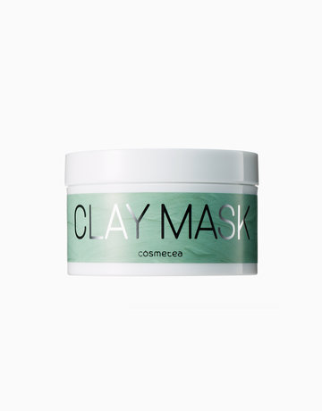 Peppermint Tea Clay Mask by Cosmetea