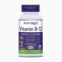 Vitamin B12 Energy Support 5,000mcg (100 Tablets) by Natrol in