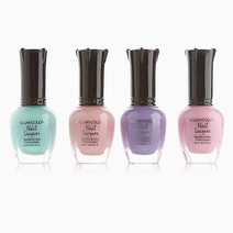 So Pastel! Nail Lacquer Set by Kleancolor