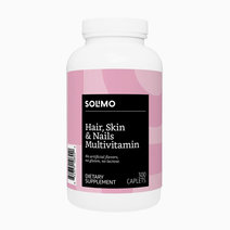 Solimo hair  skin   nails multivitamin 300caps (5 month supply)
