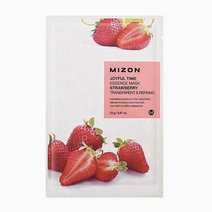 Strawberry Joyful Time Essence Mask by Mizon in