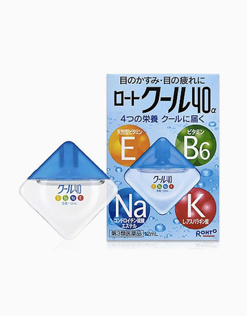 Cool 40 Eyedrops by Rohto