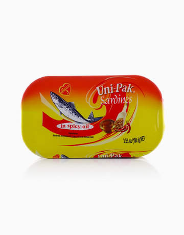 Sardines in Spicy Oil  by Unipak