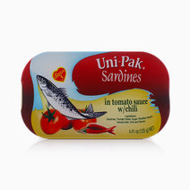 Sardines in Tomato Sauce With Chili  by Unipak