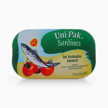 Sardines in Tomato Sauce  by Unipak in