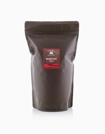 Ground Benguet Blend (500g) by Clay Pot