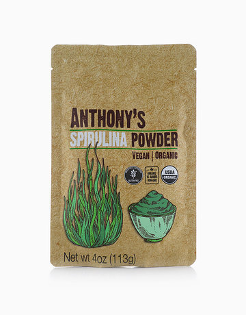 Spirulina Powder (113g) by Anthony's