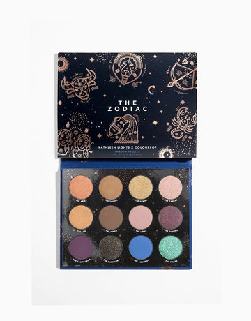 The Zodiac Shadow Palette by ColourPop