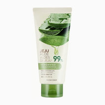 Jeju Aloe Fresh Gel Tube by The Face Shop