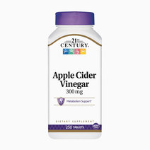 Apple Cider Vinegar 300mg (250 Tabs) by 21st Century