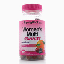 Women's Multi Gummies (120 Gummies) by Piping Rock
