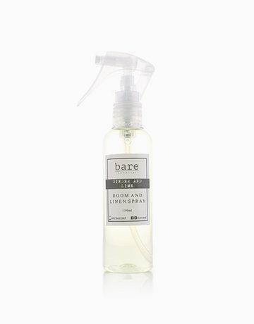 Room & Linen Spray (100ml) Ginger & Lime by Bare MNL