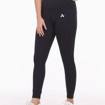 Daily Grind Leggings in Black by Lotus Activewear