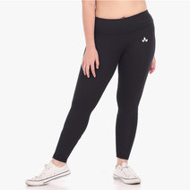 Daily Grind Leggings in Black by Lotus Activewear