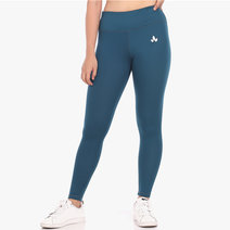 Daily Grind Leggings in Teal by Lotus Activewear
